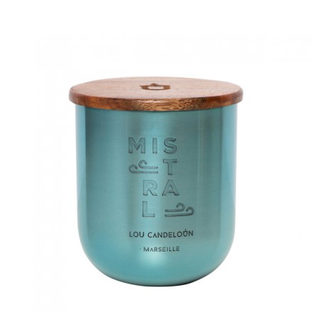 Bougie parfumée 280g Mistral