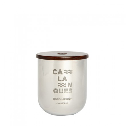 Scented candle 120g Calanques