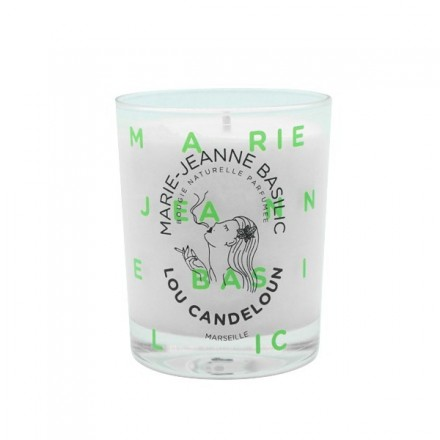 Scented candle 150g Marie-Jeanne basil