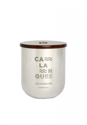 Scented candle 280g Calanques