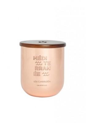 Bougie parfumée 280g Méditerranée