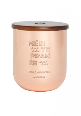 Scented candle 1000g Mediterranean