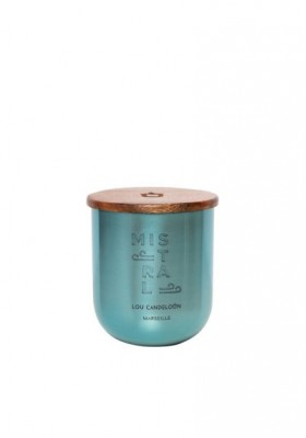 Scented candle 120g Mistral
