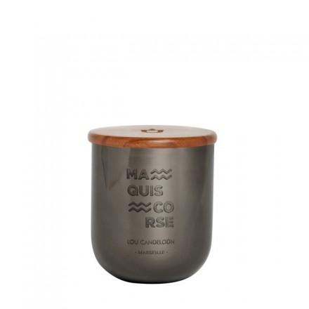 Bougie parfumée 120g Maquis Corse