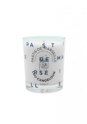 Bougie parfumée 150g Pastis